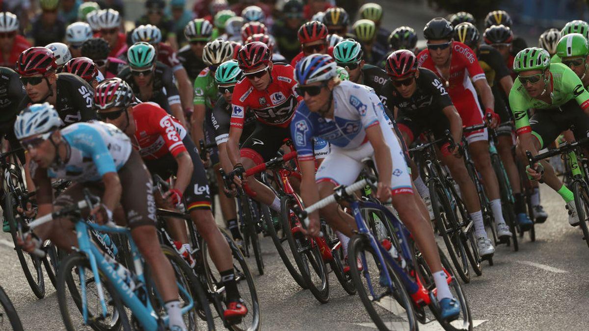 Los motores en la bici no son una leyenda: Pillado un ciclista en Francia