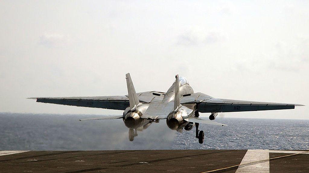Desaparece un avión militar de EEUU mientras investigaba un posible accidente aéreo en Tennessee