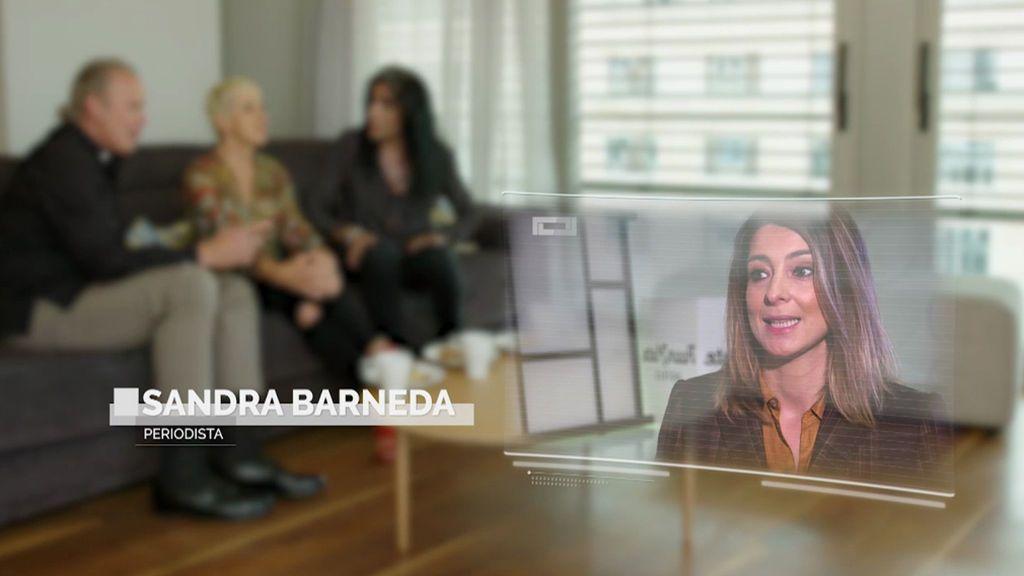 """Sandra Barneda: """"Todos estamos esperando a que Mecano se junte de nuevo"""""""