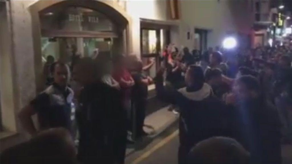 La Guardia Civil acusa a la alcaldesa de Calella de presionar a los hoteles para desalojarles