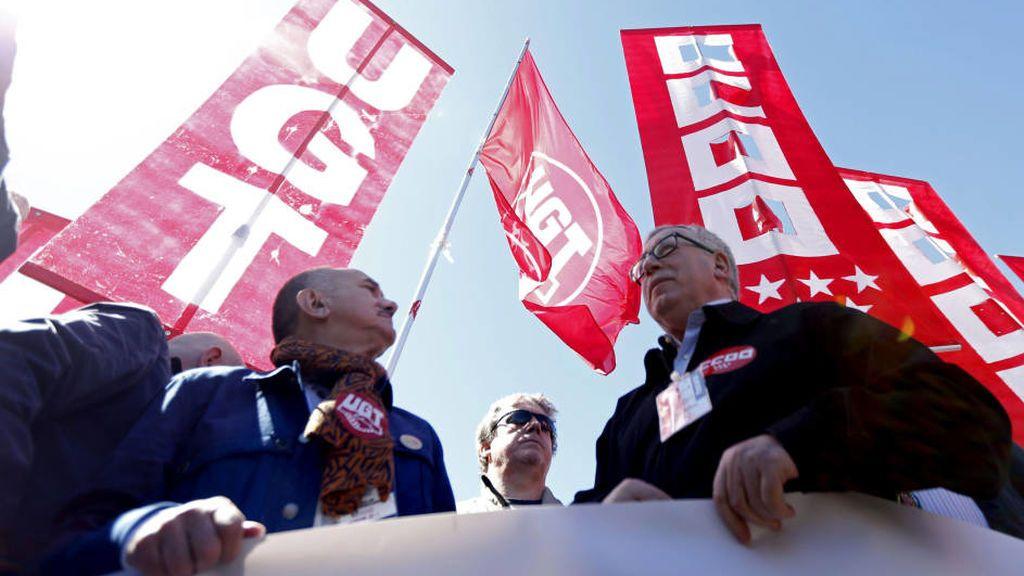 UGT y CCOO se desmarcan de la huelga de mañana en Cataluña