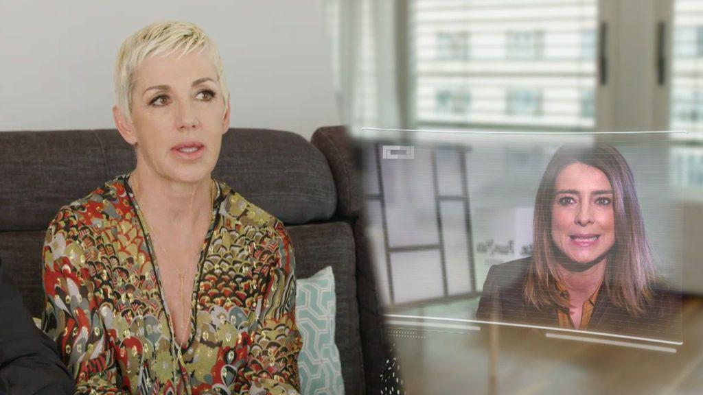 """Sandra Barneda: """"Cuando me di cuenta de mi homosexualidad, entendí la valentía de la canción de Mecano 'Mujer contra Mujer"""""""
