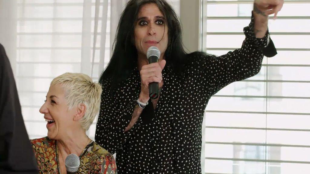 Mi casa es tu…karaoke: Mario Vaquerizo y Ana Torroja cantan los grandes éxitos de Mecano
