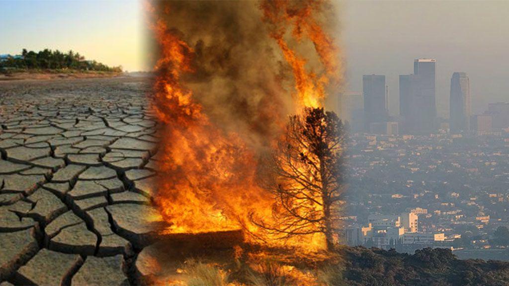 Treinta grados en octubre: los 3 riesgos por altas temperaturas