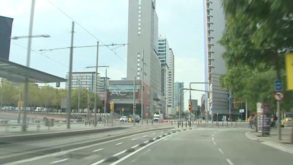 Barcelona 3-O: así se vive en las calles el día de huelga general