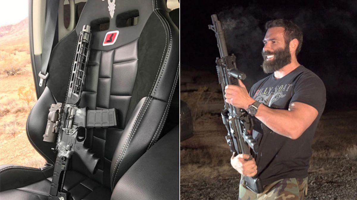 ¡Dan Bilzarian, el millonario jugador de póker, fue a su coche a por un rifle para enfrentarse al tirador de Las Vegas!