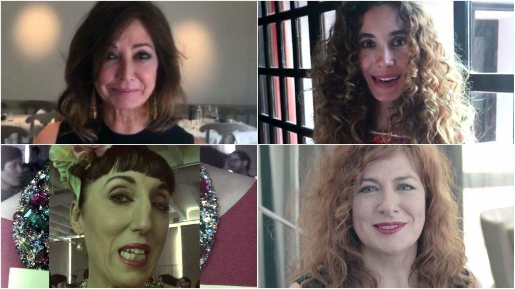 #yosoyunamadwoman: Ana Rosa, Rossy de Palma y más 'vips' se unen en favor de la mujer