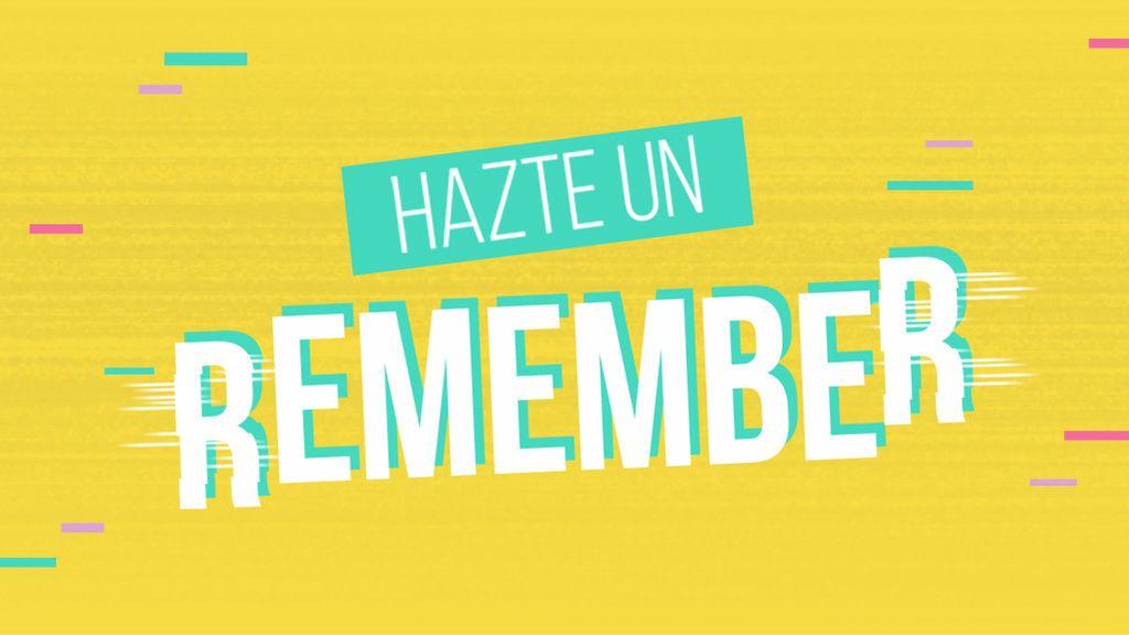 Hazte un Remember Indice