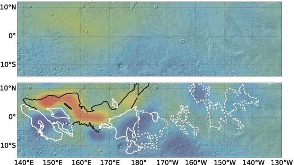 Hielo Marte