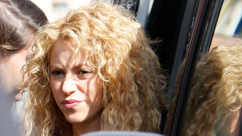 Shakira, huye para no hablar del huracán Gerard Piqué y Cataluña