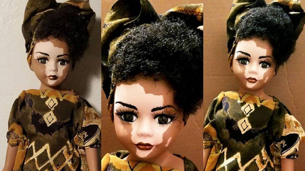 Crea las primeras muñecas con vitíligo