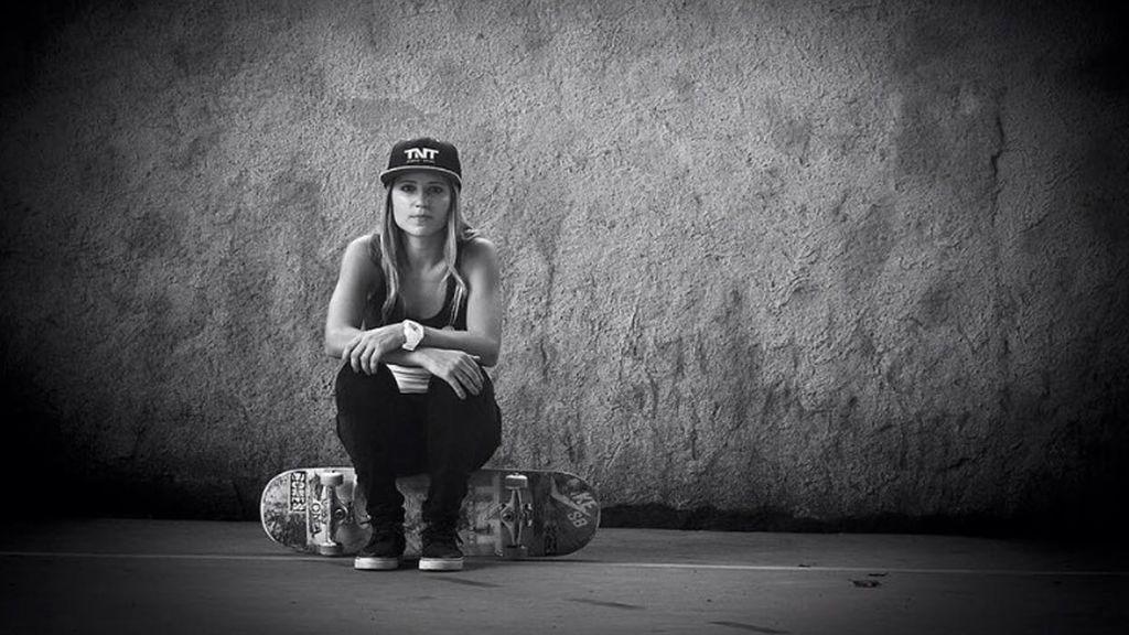 Leticia Bufoni, la skater mejor pagada del mundo con un skatepark en su propia casa