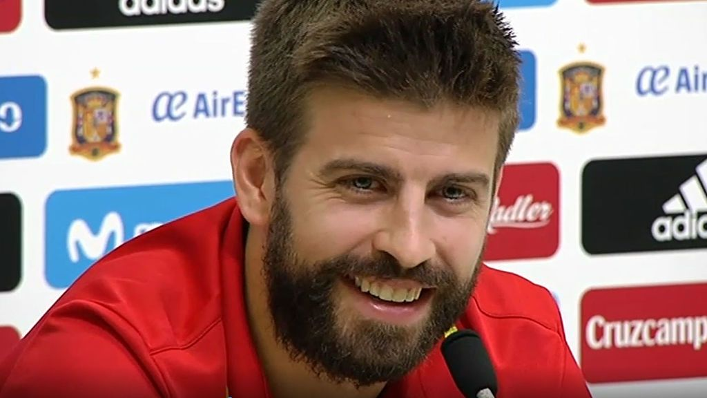 "Piqué, sobre si España gana el Mundial con un gol suyo: ""Supongo que todos estarían encantados"""
