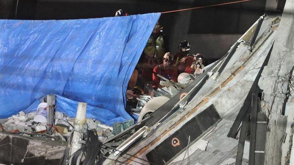 Hallan un último cadáver en Ciudad de México y dan por concluida la búsqueda de desaparecidos en la capital