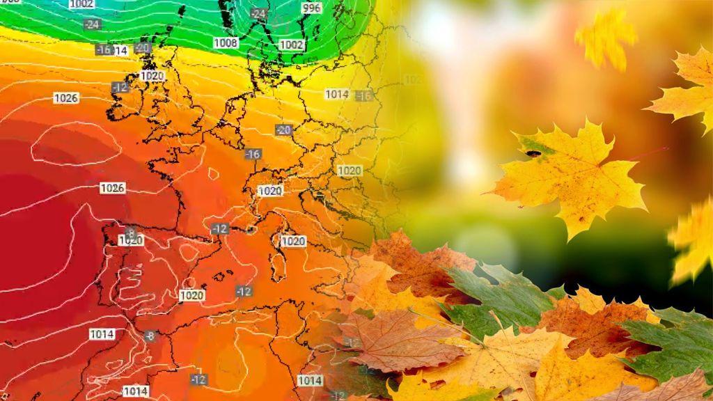 ¿Hasta cuándo este octubre de récord? Hace entre 5 y 10ºC más que el año pasado