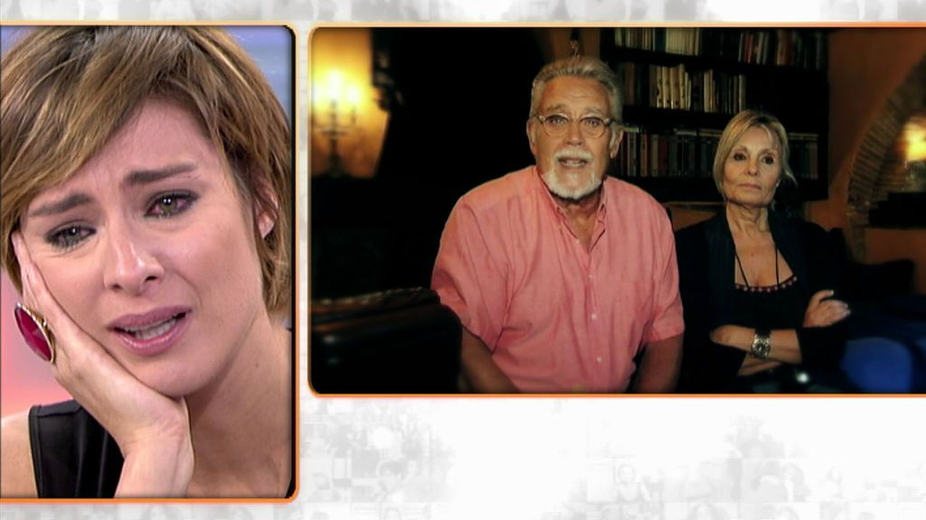 QTTF: Sandra Barneda emocionada