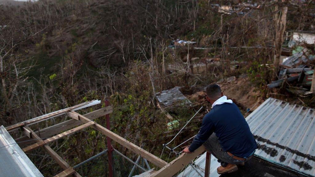 Puerto Rico devastado