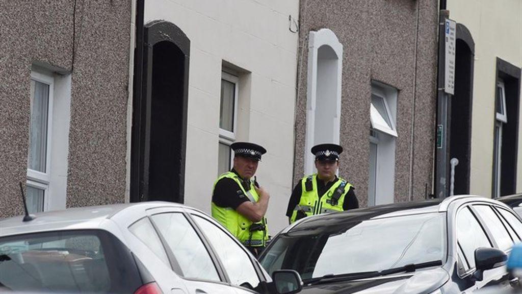 """La Policía de Londres detona un """"paquete sospechoso"""" en el barrio de Islington"""