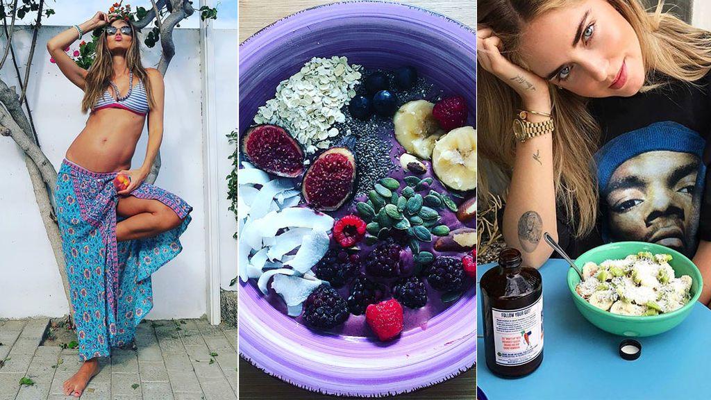 Alerta VIP: #AçaiBowl, la alternativa de las celebrities al clásico bowl de cereales