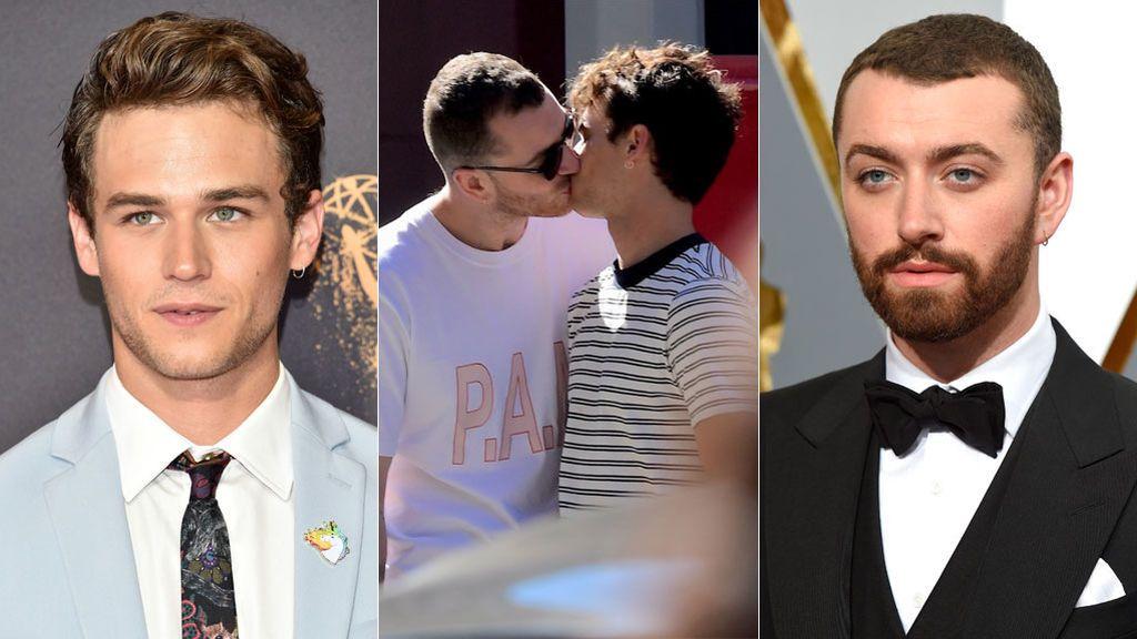 Sam Smith y Brandon Flynn, la pareja 'hot' del otoño por 13 razones