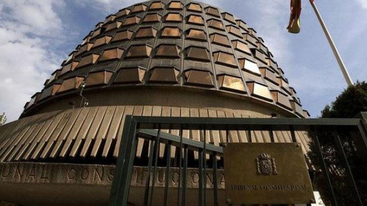 El TC suspende la convocatoria del Parlament del próximo lunes
