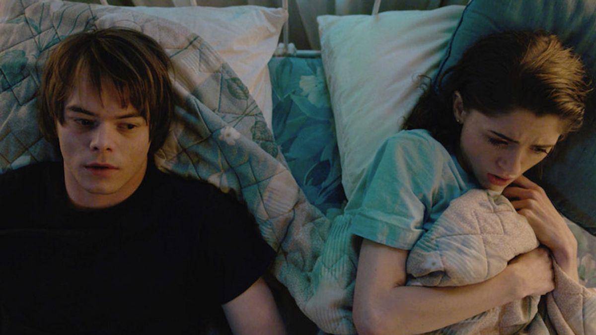 Dos actores de 'Stranger Things', enamorados
