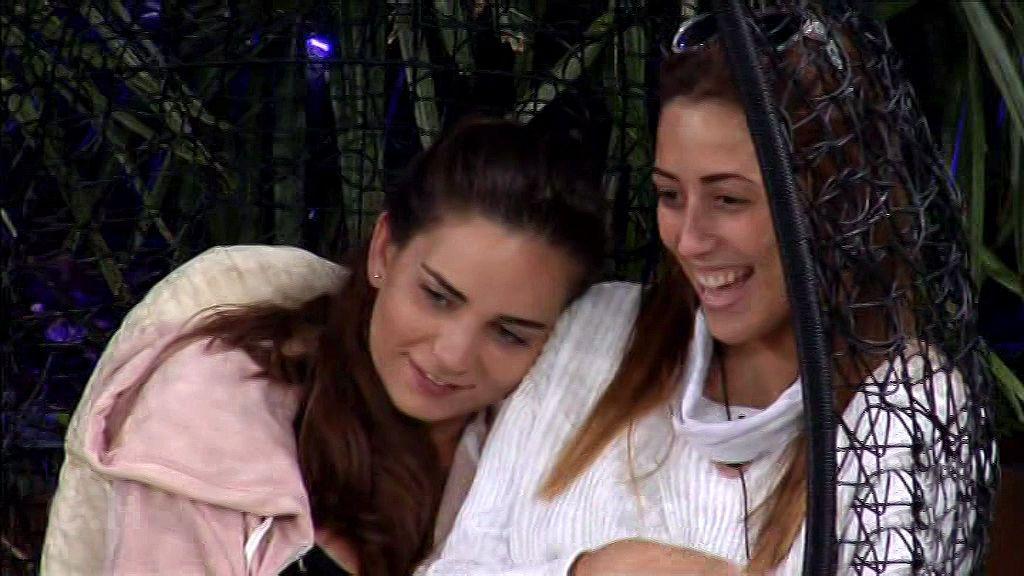 Laura y Miriam