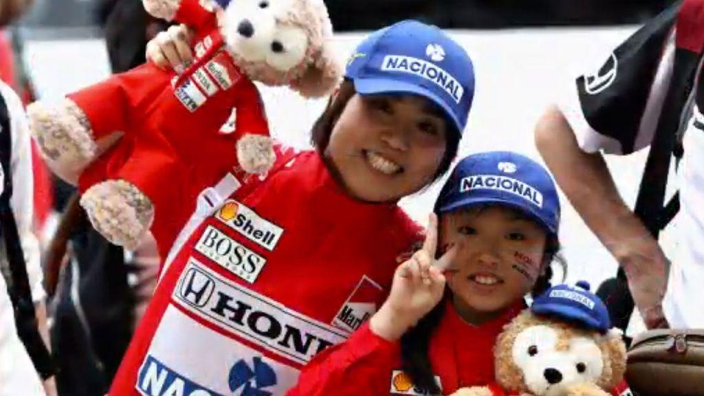 ¡Adorables! Así viven los más pequeños su pasión por la Fórmula 1 en Japón