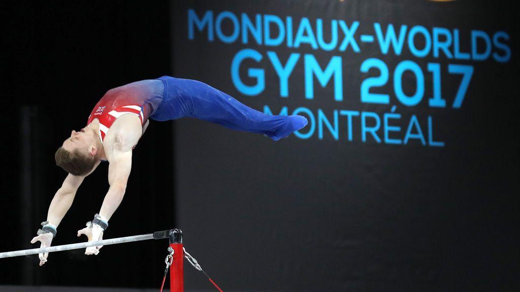Campeonato del mundo gimnasia artística