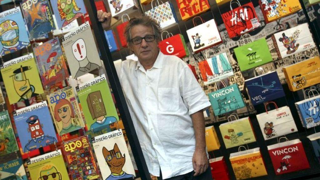 Javier Mariscal, diseñador