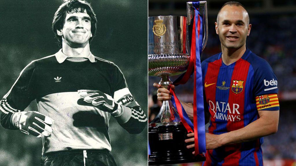 Ineista y los 'One-Club Men' del fútbol español: el culé renueva de por vida con el Barça