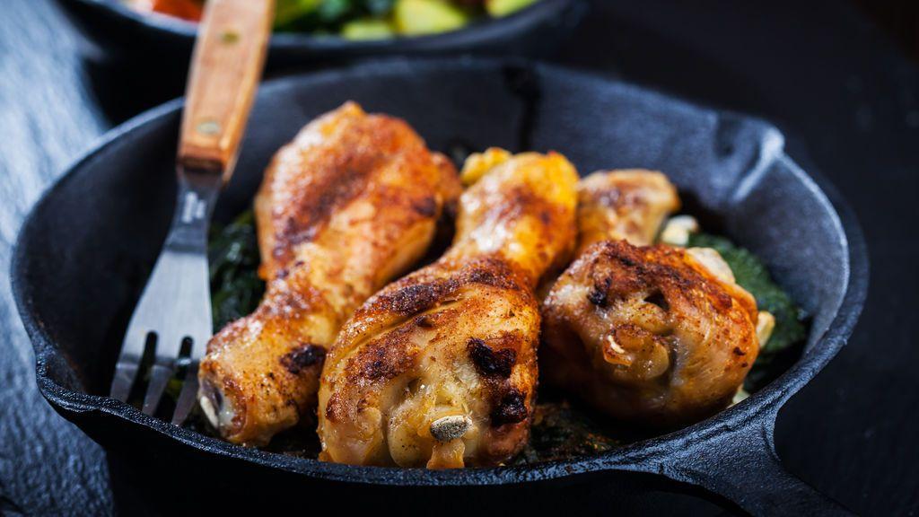 Cinco errores que se cometen a la hora de cocinar pollo