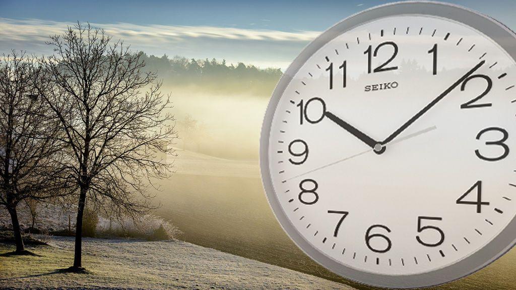 Llega el cambio de hora: el 28 de octubre dormirás una hora más