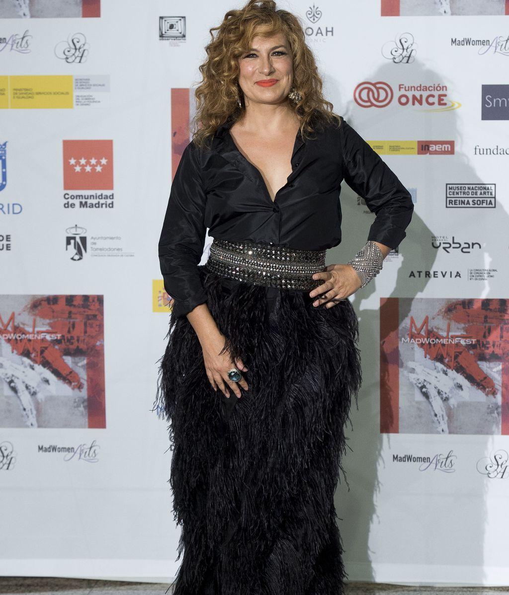 El brilli brilli de Lara Álvarez y los bordados de AR: mujeres apoyando a mujeres en el MadWomen Fest