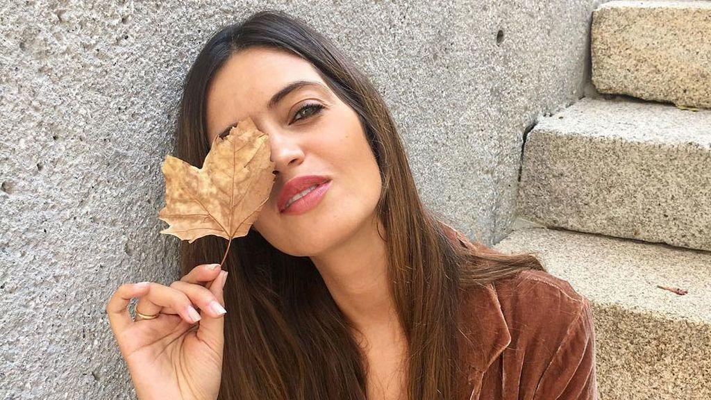 Comprobado: la mirada de Sara Carbonero existe desde que era una niña