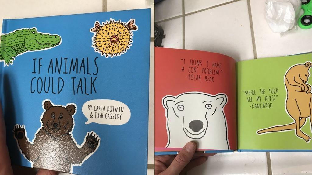 Una abuela regala por error un libro para adultos a su nieto de seis años