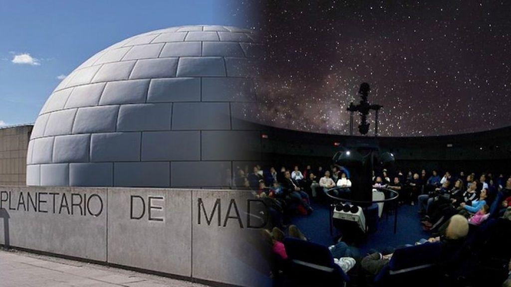 Dotado de las últimas tecnologías: el nuevo Planetario de Madrid reabre sus puertas