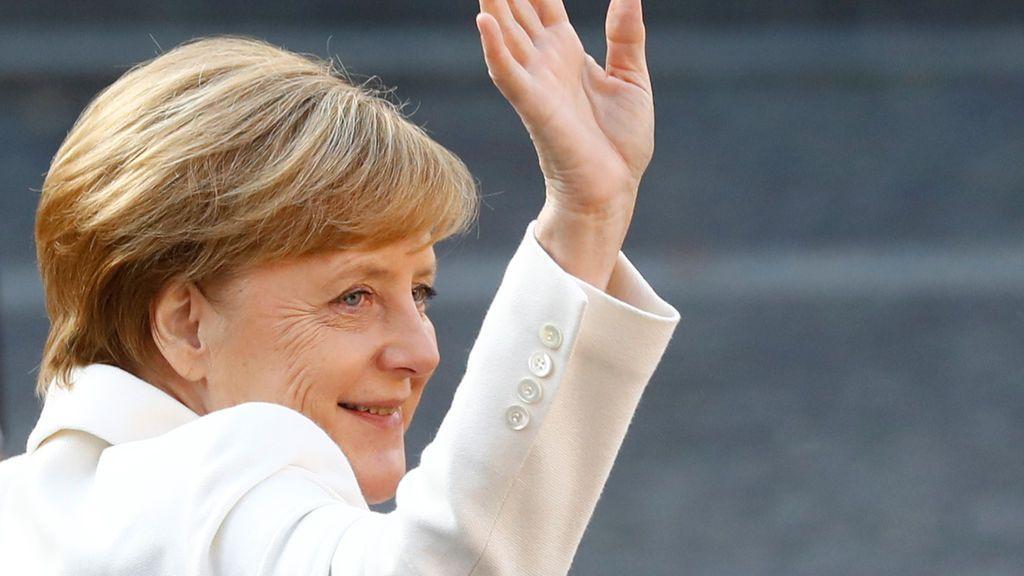 Merkel anuncia el principio de las negociaciones de Gobierno con liberales y Verdes