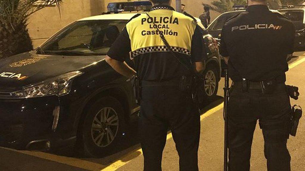 Policía de Castellón