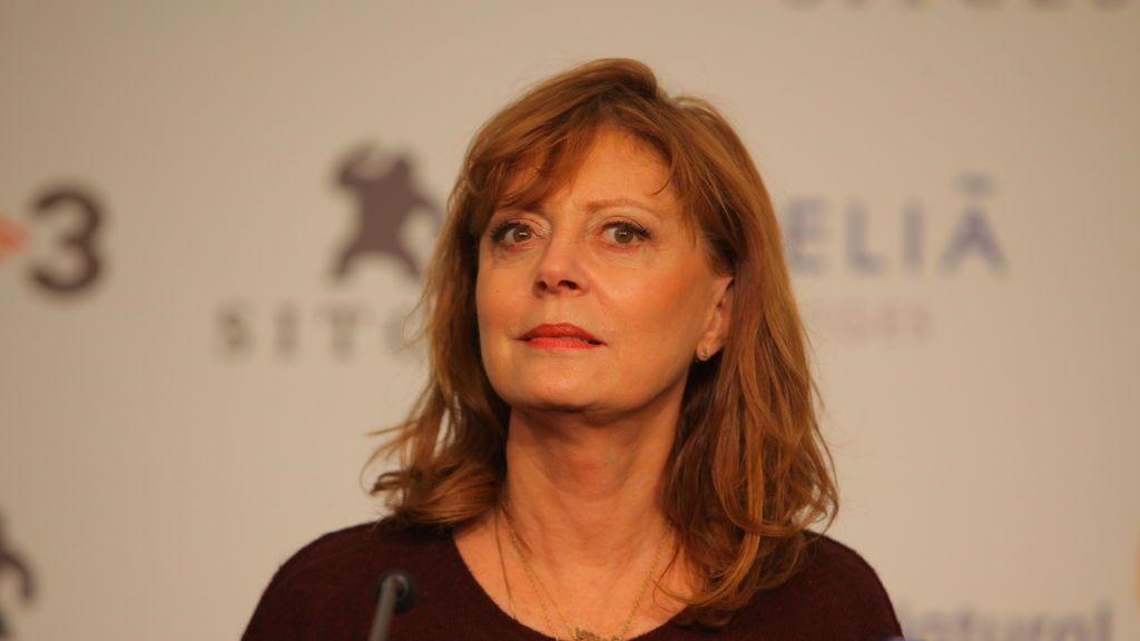 Susan Sarandon reivindica la importancia de las historias ante la situación mundial actual