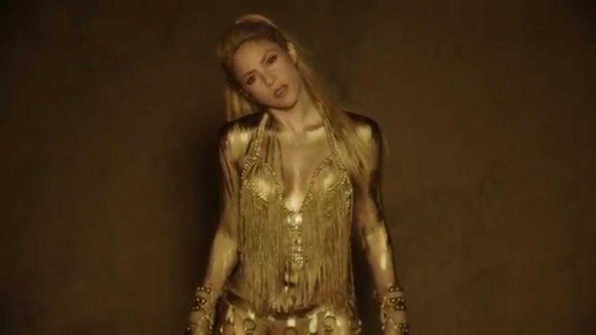 Shakira canta canciones de amor en Instagram