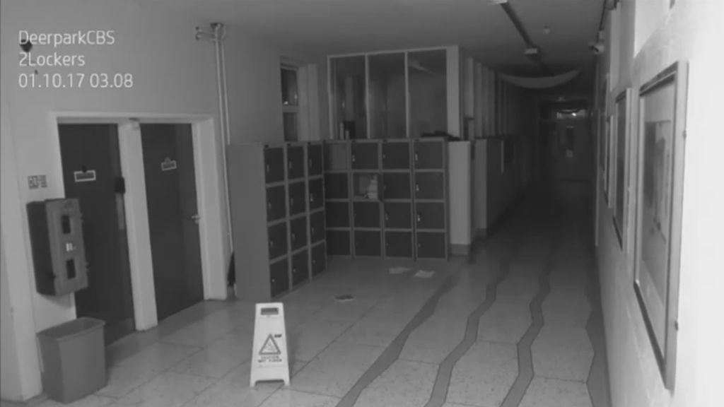 Un colegio irlandés registra una actividad paranormal y el vídeo se vuelve viral