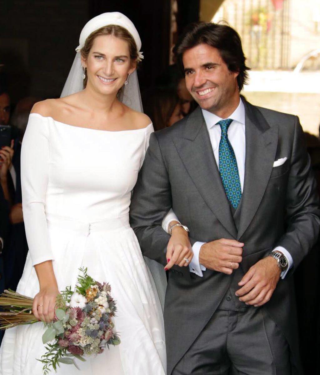 La boda de Sibi Montes, hermana de Lourdes Montes, foto a foto