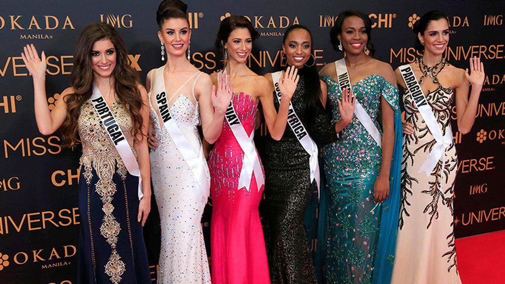Una Miss acude a las redes para comprarse el vestido del concurso