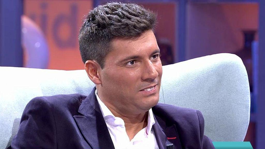 """Fran Álvarez, de sus adicciones: """"He dejado la mala vida atrás, no quiero volver ahí"""""""