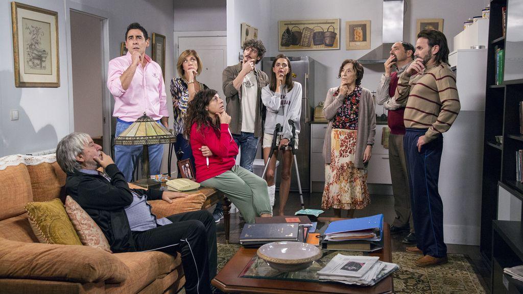 Imágenes de la décima temporada de la serie de Telecinco 'La que se avecina'