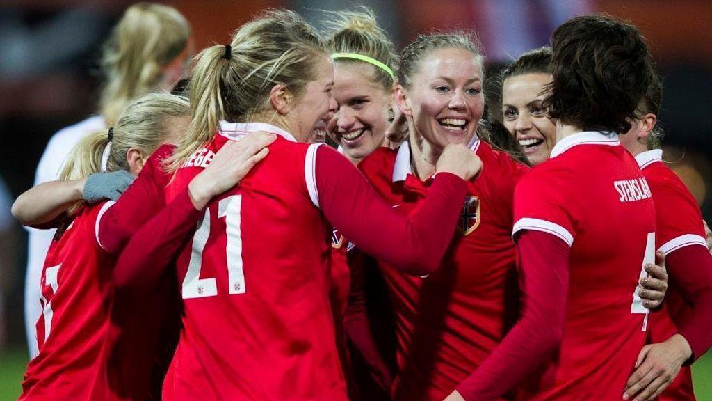 Selección noruega femenina