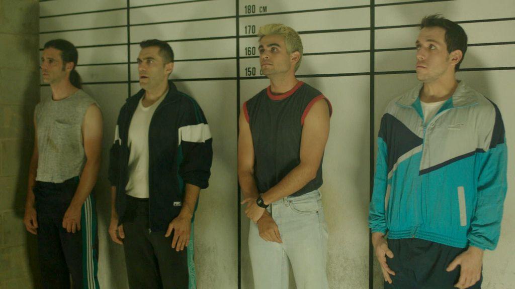 Imágenes tercer capítulo 'Grupo 2: homicidios'
