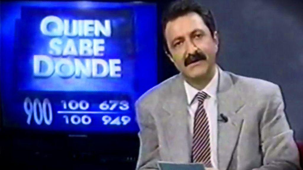 Paco Lobatón regresa a La 1 con un renovado '¿Quién sabe dónde?'