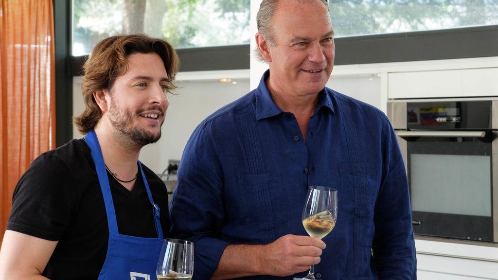 Manuel Carrasco, invitado al primer programa de la cuarta temporada de 'Mi casa es la tuya' en Telecinco